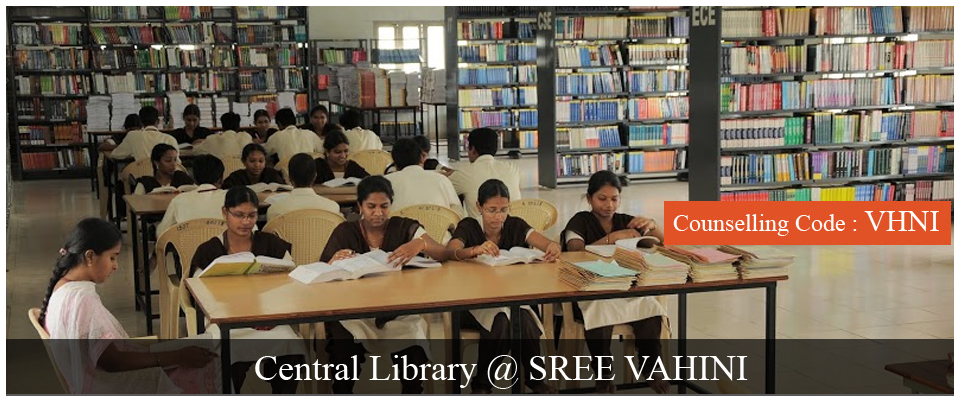 Sree Vahini Institute of Science & Technology