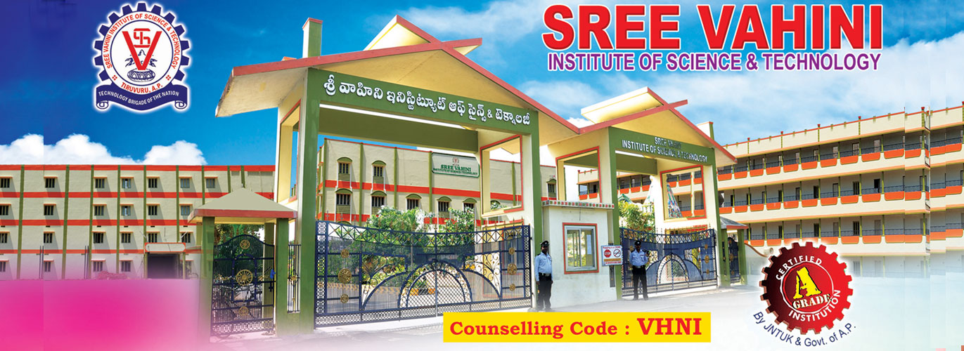 Sree Vahini Best Engineering College